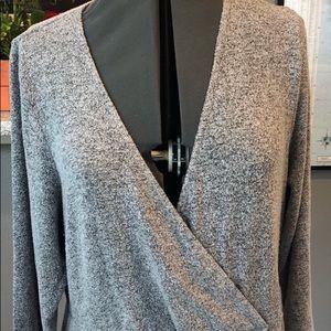 TORRID 3X super soft gray dress never worn!